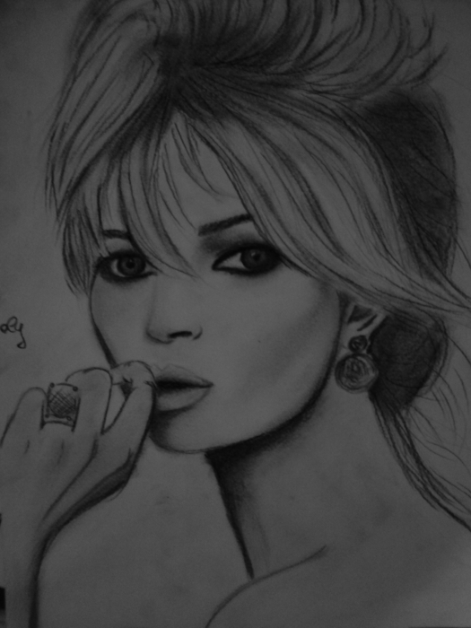 Kate Moss by ely1605